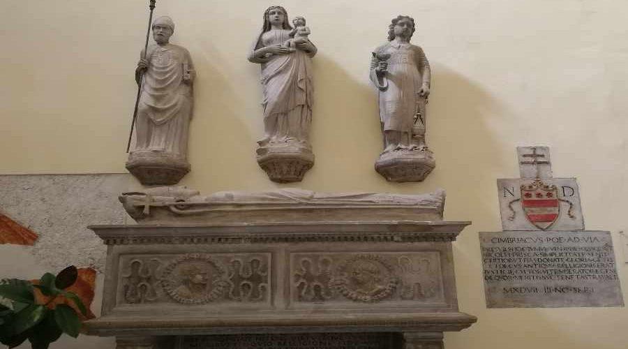 3 statue duomo